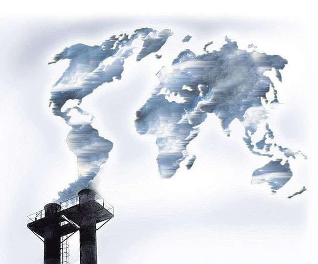 प्रदूषण दुनिया भर में मौत का चौथा सबसे बड़ा कारण है।