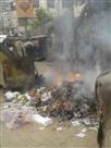 एनजीटी का आदेश तार-तार, खुलेआम जलाया जा रहा कूड़ा