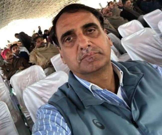 पानीपत के भाजपा नेता हरपाल सिंह का फाइल फोटो।