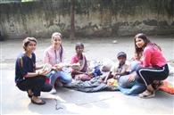 एक रुपये का दान, करेगा भूख का निदान