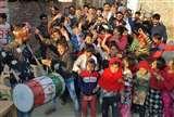 जौहर यूनिवर्सिटी में कराई खेतों की मेढ़बंदी रामपुर किसानों ने मनाया जश्न Rampur news