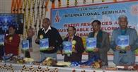 जल संसाधन और सतत विकास एक वैश्रि्वक चुनौती पर टीएमबीयू में मंथन शुरू