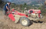 पहाड़ की कठिन खेती को आसान बनाने की आस