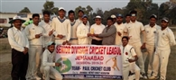 पॉल क्रिकेट क्लब ने आर्यभट्ट को 148 रनों से हराया
