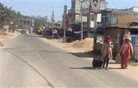 तिरंगा यात्रा में उपद्रव के विरोध में बंद रहा भंडरा