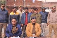 साढू ने तीन साथियों संग की थी धनवीर की हत्या