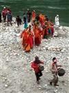 कलशयात्रा के साथ हंसेश्वर मठ में माघ महोत्सव का श्रीगणेश