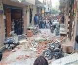VIDEO: दिल्ली में बड़ा हादसा: इमारत गिरने से 4 छात्रों की दर्दनाक मौत, कोचिंग के कई छात्र अंदर फंसे