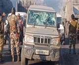 कोयला चोरों ने सीआइएसएफ और बरोरा पुलिस पर बोला हमला, छह जवान घायल Dhanbad News