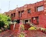 JNU में छात्रों ने बीते सेमेस्टर की परीक्षाओं में बढ़-चढ़कर लिया हिस्सा