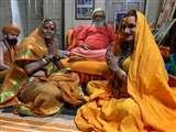 गुजरात की वीणा कुंवर किन्नर अखाड़े की महामंडलेश्वर बनीं, माघ मेला में हुई घोषणा Prayagraj News
