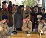 उप्र के बागपत में पार्षद का अपहरण करने वाले चार बदमाश पकड़े गए, दो कार व बंदूक भी बरामद nainital news