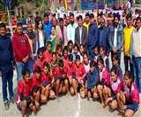 पटना ने अपने नाम किया राज्य सब जूनियर बालिका कबड्डी प्रतियोगिता का खिताब Muzaffarpur News