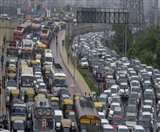 अब जयपुर 'मॉडल' पर होगी मेरठ की यातायात व्यवस्था Meerut News