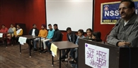 क्विज प्रतियोगिता में विद्यार्थियों ने दिखाई प्रतिभा