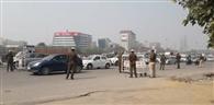 दिल्ली में भड़की हिसा से गुरुग्राम पुलिस अलर्ट