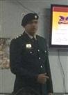 सेमिनार में सेना और अर्ध सेना बल की जानकारी दी