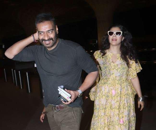 जब काजोल ने सेल्फी लेने को कहा तो अजय देवगन ने क्लिक कर दी ऐसी फोटो, आप भी नहीं रोक पाएंगे हंसी
