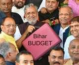 Bihar Budget 2020 LIVE: वित्तमंत्री सुशील मोदी ने पेश किया बिहार का बजट, जानिए मुख्य बातें