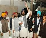 Punjab Assembly Budget Session: कैप्टन ने DGP व आशु का किया बचाव, विपक्ष का हंगामा