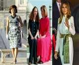 मेलानिया ट्रंप से पहले अमेरिका के राष्ट्राध्यक्षों की ये छह पत्नियां भी देख चुकी हैं ताज, स्टाइल पर सबको नाज