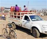 गैस सिलेंडर का वजन तोलकर नहीं देते डिलीवरी मैन, उपभोक्ताओं को लग रहा चूना Ludhiana News