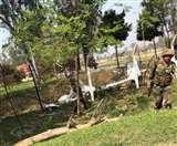IAF ने पटियाला में हुए माइक्रोलाइट विमान दुर्घटना की जांच के आदेश दिए, ग्रुप कमांडर की हुई थी मौत