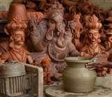 टेराकोटा के विकास के लिए नया कदम, अब एक ही स्थान पर सभी कार्य Gorakhpur News