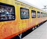 अब काशी से आगरा के बीच दौड़ेगी तेजस ट्रेन, मुख्यमंत्री योगी आदित्यनाथ की पहल पर बन रहा प्रस्ताव