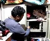 इटली का ताला भी न बचा पाया 30 लाख की चोरी, प्रोफेशनल चोरों ने तसल्ली से घर को खंगाला