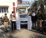 अवैध रूप से लाई जा रही शराब के साथ दो गिरफ्तार Dehradun News