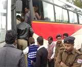 बिना टिकट स्टेशन पर आना पड़ गया महंगा, RPF ने पकड़ा-किसी की छूटी ट्रेन तो किसी की परीक्षा