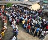 पश्चिम बंगाल और असम विधानसभा चुनाव के पहले चरण के लिए प्रचार बृहस्पतिवार शाम को थम गया।