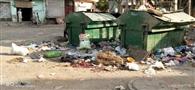 शहर में कर्फ्यू के बाद पांच टन बढ़ा कचरा, सफाई कर्मचारी बने कोरोना योद्धा