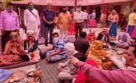 सामाजिक संस्थाओं ने कराया जरूरतमंद परिवार की दो कन्याओं का विवाह