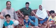 14 साल बाद मिली परिवार संग ईद मनाने की खुशी