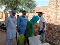 फाजिल्का में अब तक 65 हजार परिवारों को बांटा सस्ता राशन