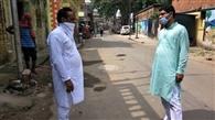 ईद की नमाज में मांगी गई देश की सलामती की दुआएं