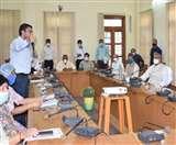 मुख्यमंत्री रावत ने कहा - जांच बढ़ाने के लिए अल्मोड़ा में भी स्थापित की जाएगी लैब