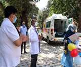 Live Chandigarh Coronavirus News Update: बापूधाम कॉलोनी से तीन नए केस, पीजीआइ से दो डिस्चार्ज