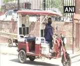 Lockdown 4.0: दिल्ली में खर्च पूरा करने लिए जूझ रहे हैं ऑटो व ई-रिक्शा चालक, बयां किया दर्द