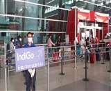 एयरपोर्ट में एंट्री से लेकर प्लेन में सवार होने तक सतर्क और सुरक्षित इंतजाम, भारत के आसमान में लॉकडाउन खत्म