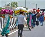 Lockdown : यूपी में प्रधानमंत्री के विशेष राहत पैकेज से बनेंगे प्रवासी श्रमिकों व कामगारों के घर