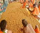 पहले दिन आंध्र प्रदेश में तिरुपति के 2.4 लाख रियायती लड्डू बेचे गए, जानें क्या है उनकी कीमत