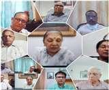 Webinar: राज्यपाल आनंदीबेन पटेल ने कहा, कामगारों को दिलाना होगा लोकल स्तर पर ही रोजगार