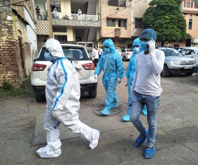 Coronavirus Update: कोरोना से एक और मौत, करनाल में 250 पार पहुंचा संक्रमितों का आंकड़ा