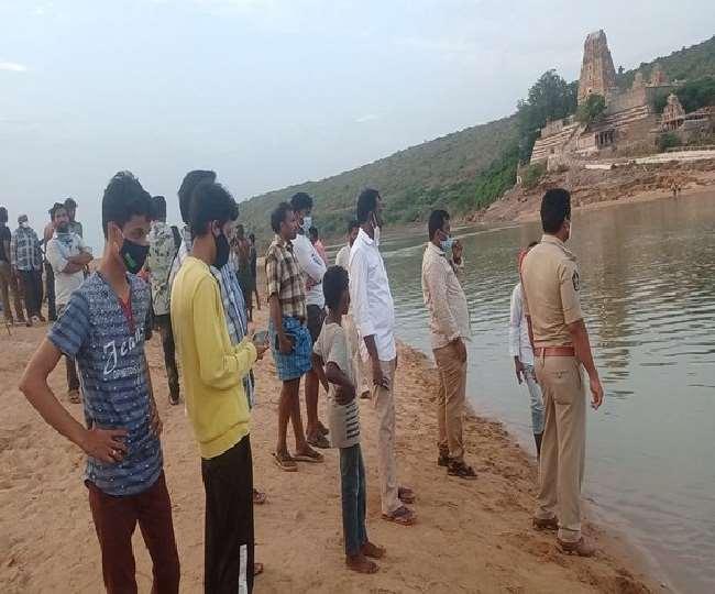 आंध्र प्रदेश की नदी में डूबे तीन युवा, एक लापता; सर्च अभियान जारी