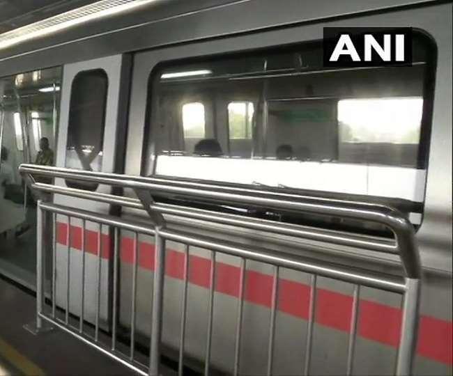 दिल्ली मेट्रो ने पिंक लाइन के त्रिलोकपुरी खंड का सिविल कार्य पूरा करने के लिए अपनाया अलग तरीका