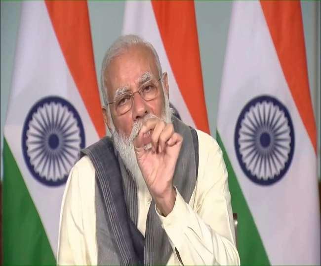 राम मंदिर निर्माण का भूमि पूजन करने वाले प्रधानमंत्री नरेंद्र मोदी अयोध्या के विकास को लेकर बेहद गंभीर