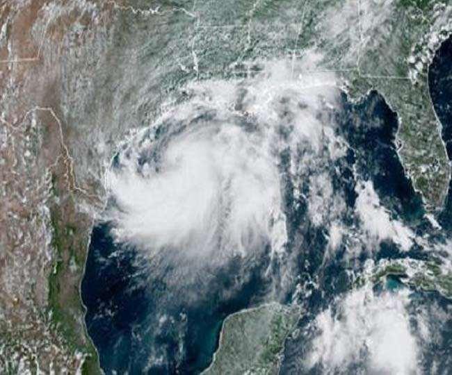 Hurricane Hanna Storm to hit Texas coast on Sunday alert issued